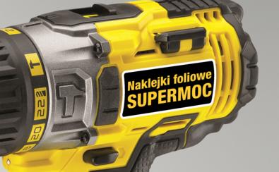 Naklejki foliowe - SuperMoc